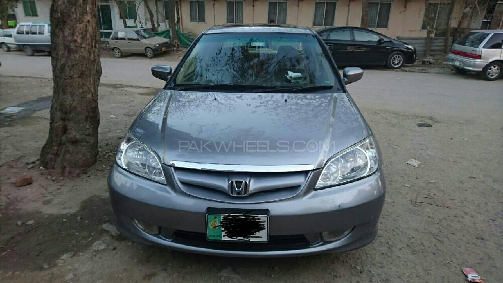 Honda Civic 2005 Image-1