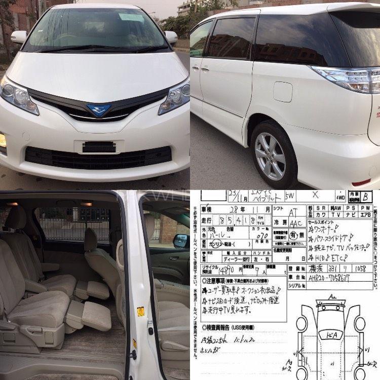 Toyota Estima X 2011 Image-1