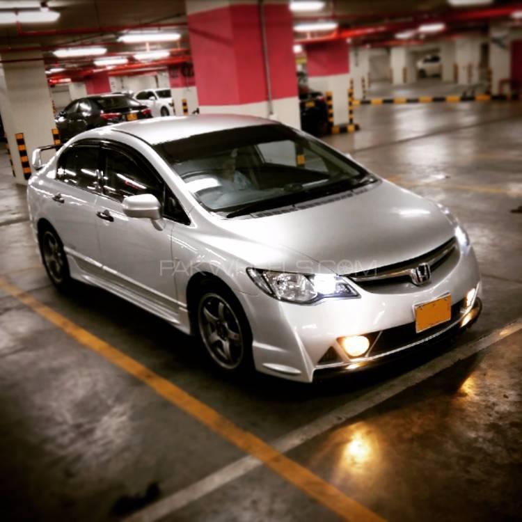 Honda civic vti prosmatec 1 8 i vtec 2007 for sale in for 2007 honda civic oil capacity