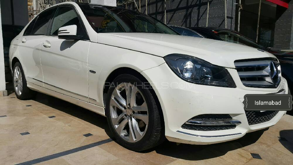 Mercedes benz c class c180 2011 for sale in islamabad for Mercedes benz 2011 c300 for sale