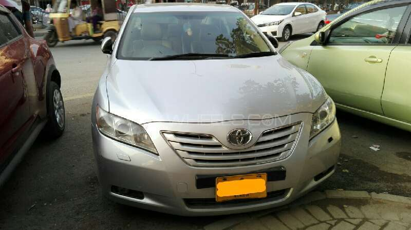 Toyota Camry G 2006 Image-1