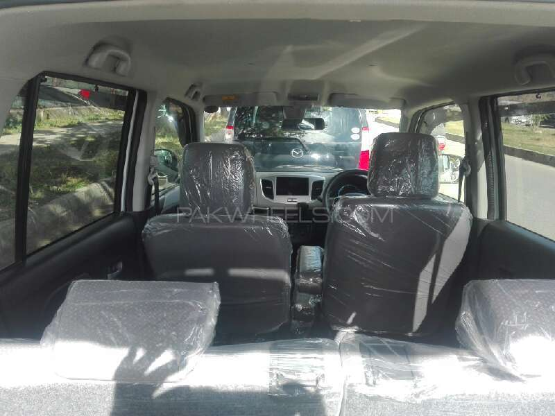 Mazda flair custom style xs 2015 for sale in islamabad for Flair custom homes