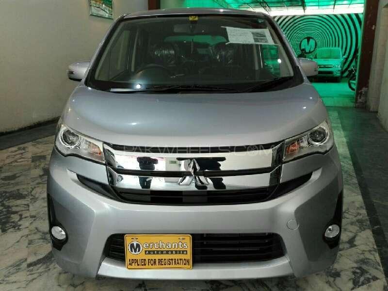 Mitsubishi EK Custom G 2013 Image-1