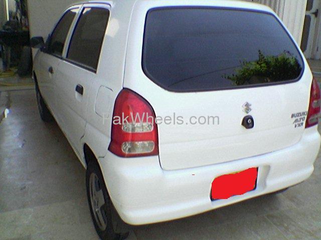 Suzuki Alto VXR (CNG) 2007 Image-6