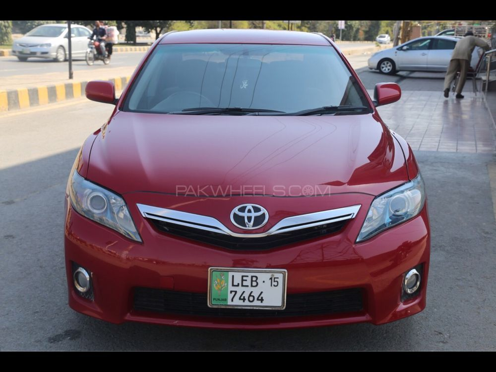 toyota camry up spec automatic 2 4 2010 for sale in lahore. Black Bedroom Furniture Sets. Home Design Ideas