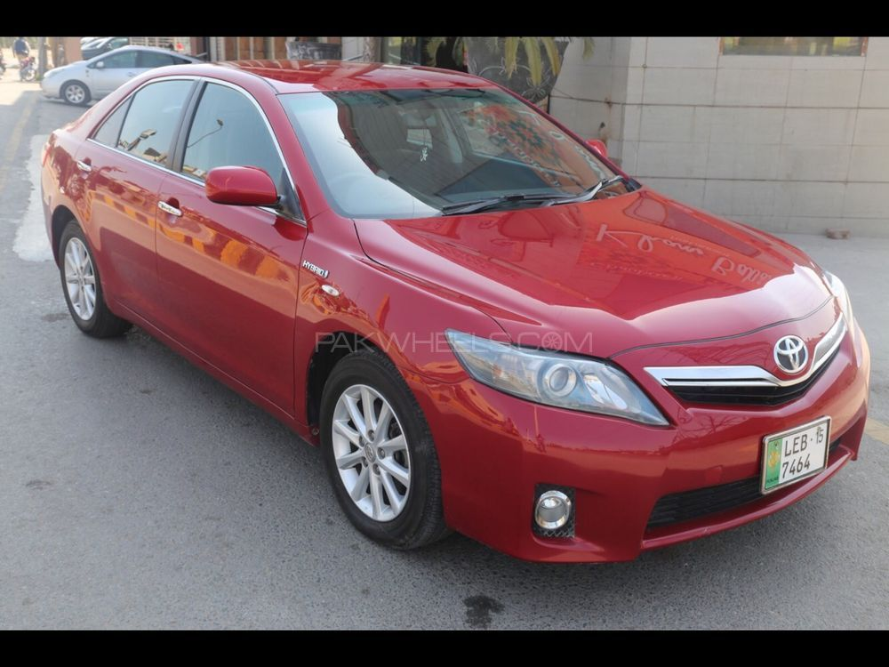 toyota camry up spec automatic 2 4 2010 for sale in lahore pakwheels. Black Bedroom Furniture Sets. Home Design Ideas