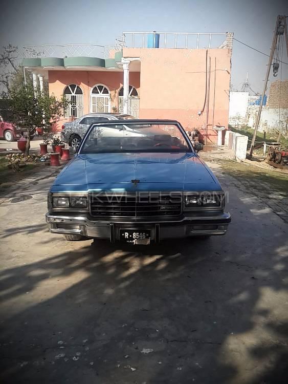 Chevrolet Caprice 1984 Image-1