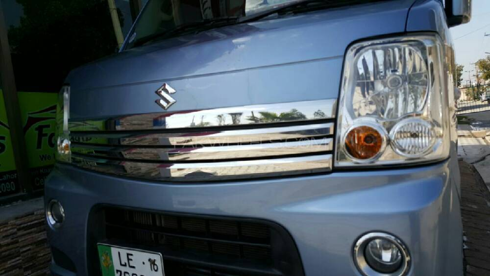 Suzuki Every Wagon PZ Turbo 2010 Image-1