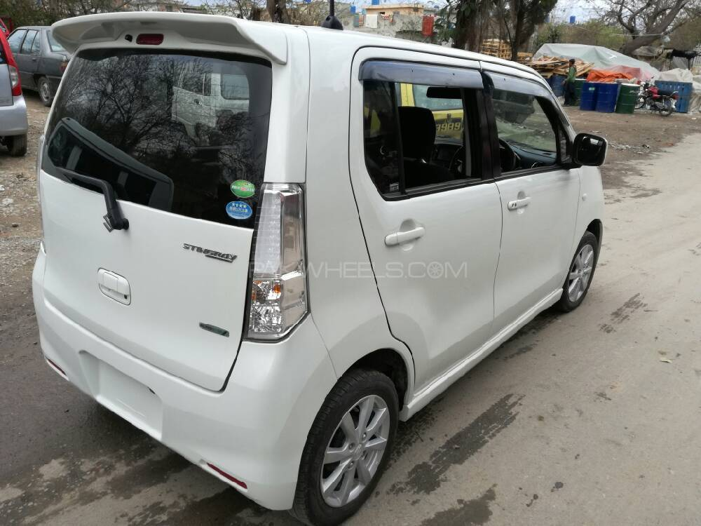 suzuki wagon r stingray t 2013 for sale in islamabad pakwheels. Black Bedroom Furniture Sets. Home Design Ideas