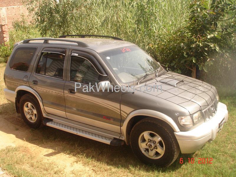KIA Sportage 2.0 LX 4x4 2004 For Sale In Lahore