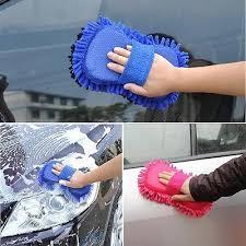 Car Wash Microfiber With Sponge  in Lahore