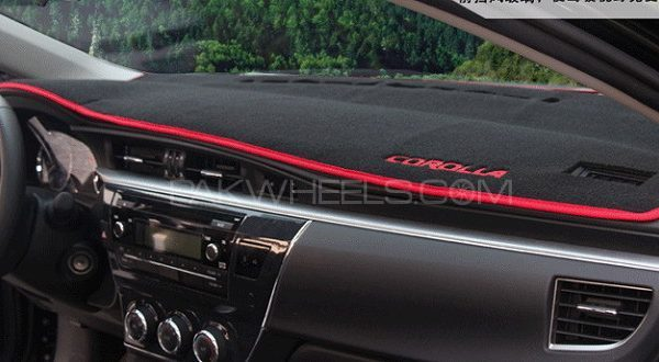 Dashboard Carpet Mat Corolla 2014-2016 in Lahore