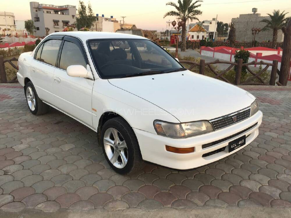 toyota corolla se limited 1999 for sale in islamabad pakwheels. Black Bedroom Furniture Sets. Home Design Ideas