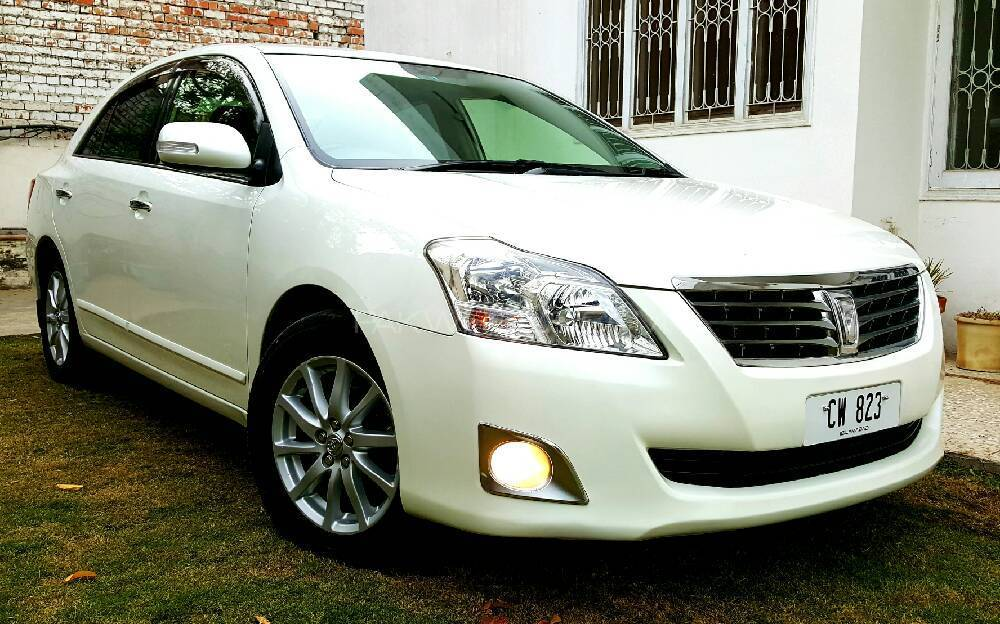 toyota premio x ex package 1 8 2012 for sale in islamabad