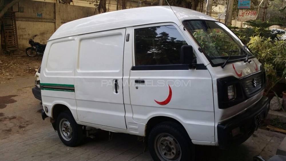 Suzuki Bolan Cargo Van Euro ll 2012 Image-1