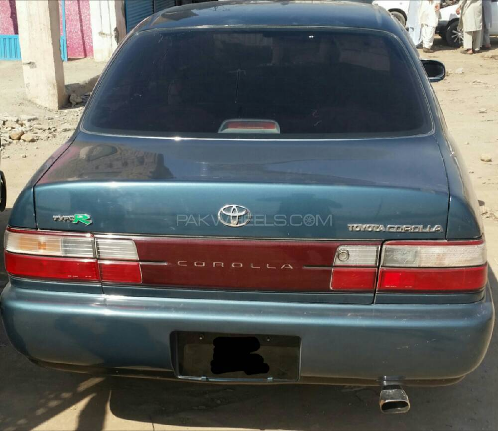 Toyota Corolla SE Limited 1993 For Sale In Peshawar