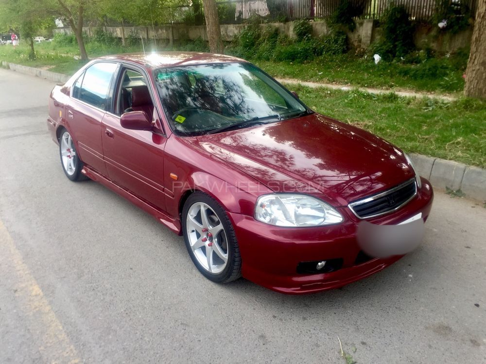 honda civic, 2000 1,6