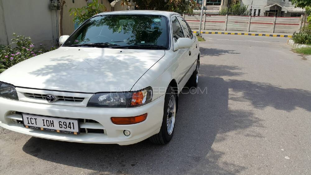 toyota corolla 1997 for sale in islamabad pakwheels. Black Bedroom Furniture Sets. Home Design Ideas
