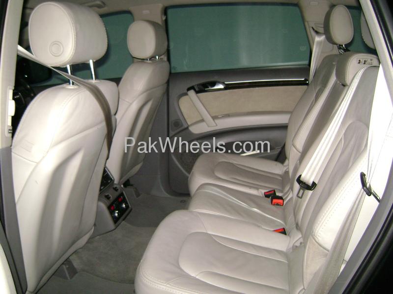 Audi Q7 3.6 FSI 2009 Image-3
