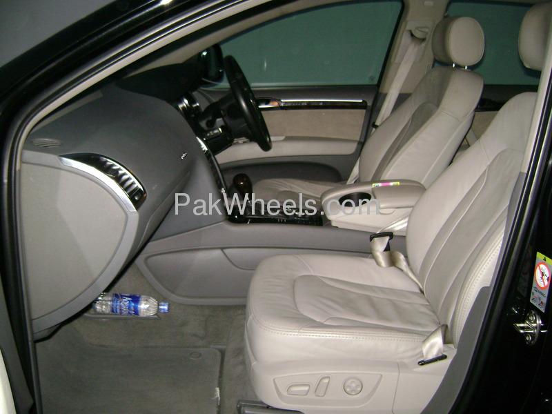 Audi Q7 3.6 FSI 2009 Image-4