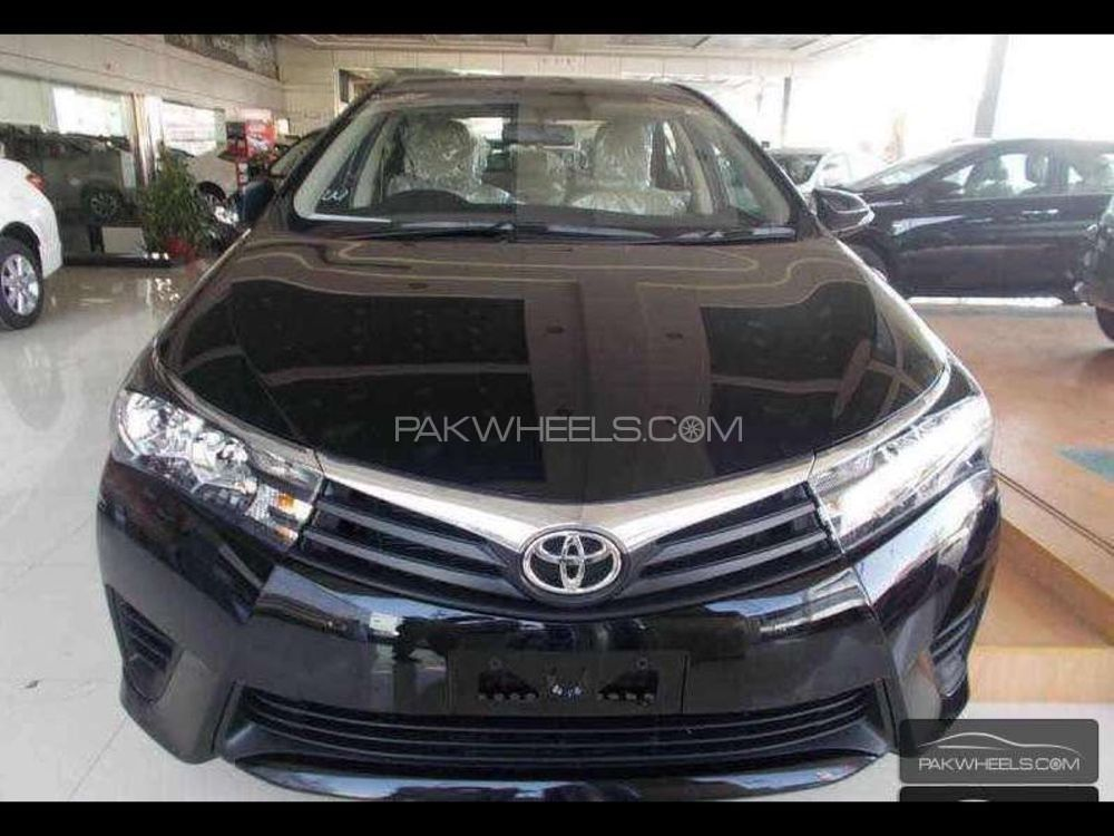 toyota corolla altis automatic 1 6 2017 for sale in islamabad pakwheels. Black Bedroom Furniture Sets. Home Design Ideas
