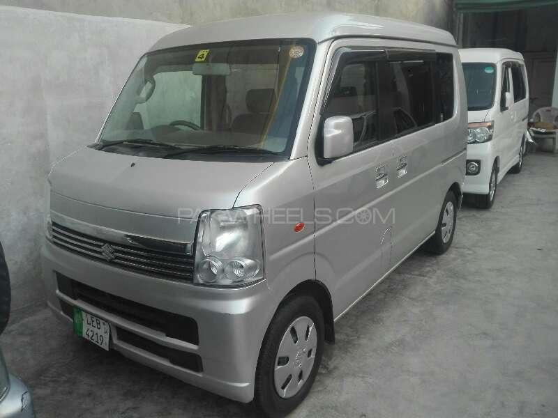 Suzuki Every Wagon 2008 Image-1
