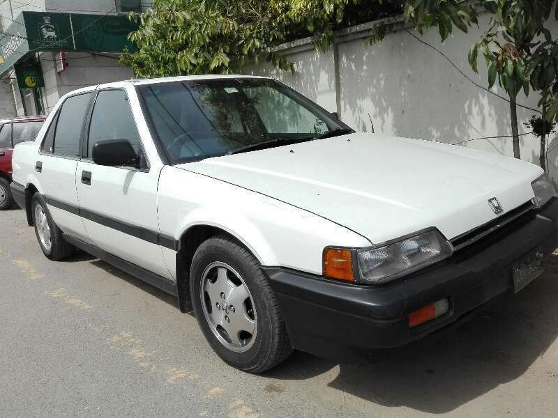 honda accord ex 1986 for sale in lahore pakwheels. Black Bedroom Furniture Sets. Home Design Ideas