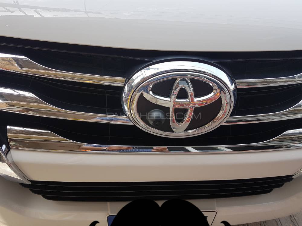 Toyota Fortuner 2.7 VVTi 2017 For Sale In Multan
