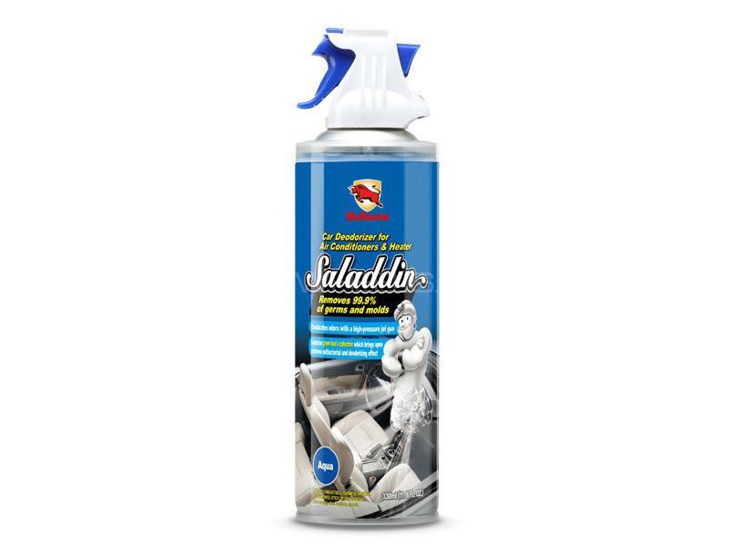 Bullsone Saladdin Car Deodorizer For A/C System Image-1