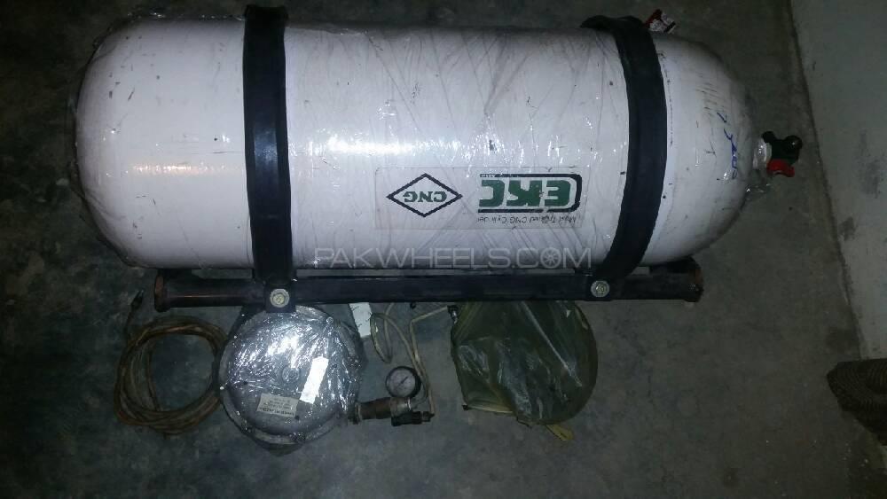 Landi Renzo efi CNG kit in Karachi