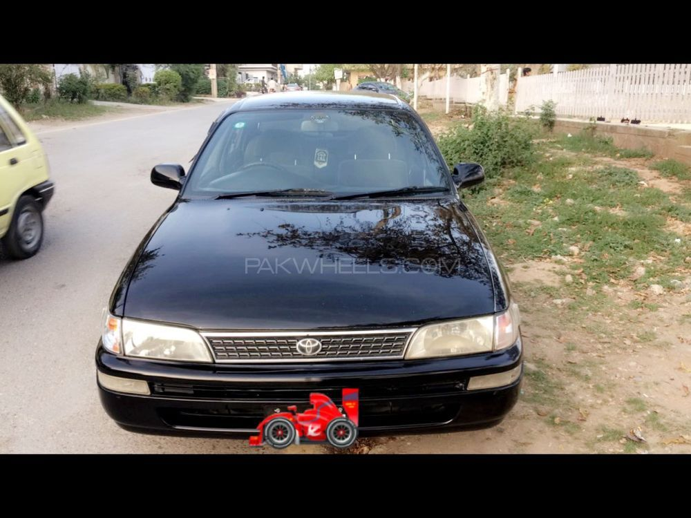 Toyota Corolla GLi 1.6 2001 for sale in Islamabad | PakWheels