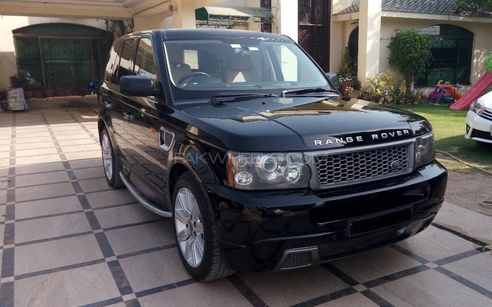 range rover sport tdv6 2008 for sale in lahore pakwheels. Black Bedroom Furniture Sets. Home Design Ideas