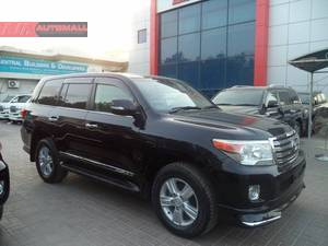 Used Toyota Land Cruiser AX 2012