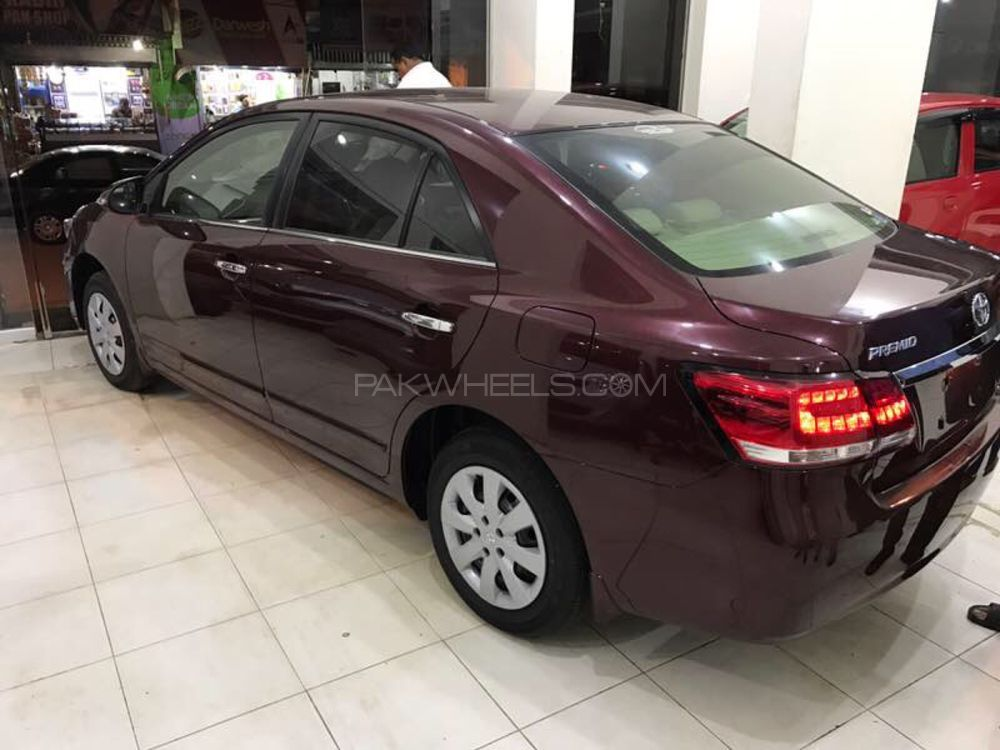 Toyota Premio F Ex Package 1 5 2016 For Sale In Karachi
