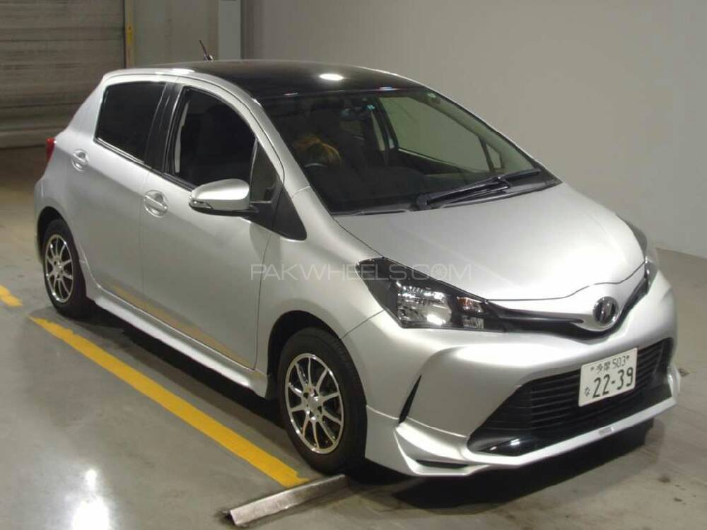 Toyota Vitz F 1 0 2014 For Sale In Islamabad Pakwheels