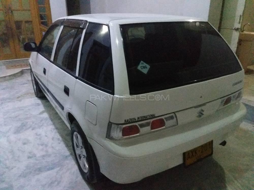 Suzuki Cultus VXRi (CNG) 2012 Image-1