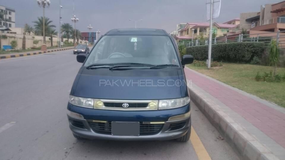 Toyota Estima 1995 Image-1