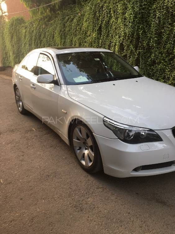 BMW 5 Series 530i 2004 for sale in Lahore  PakWheels
