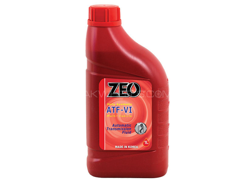 ZEO 1Ltr Fully Synthetic ATF VI Gear Oil - AFW+ Image-1