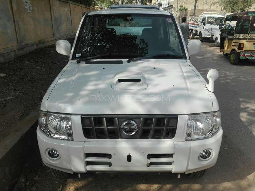 Nissan Kix 2011 Image-1