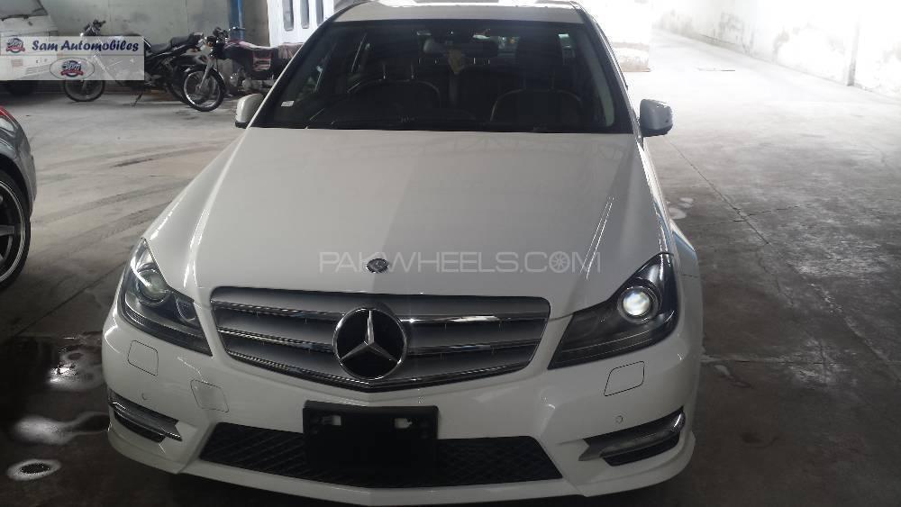 Mercedes benz c class c200 2012 for sale in karachi for Used 2012 mercedes benz c300 for sale