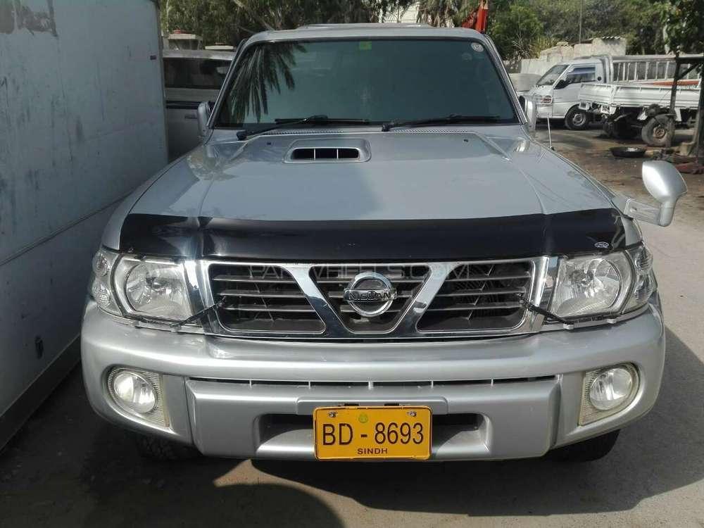 Nissan Safari 2004 Image-1