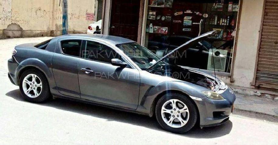Mazda RX8 2005 Image-1