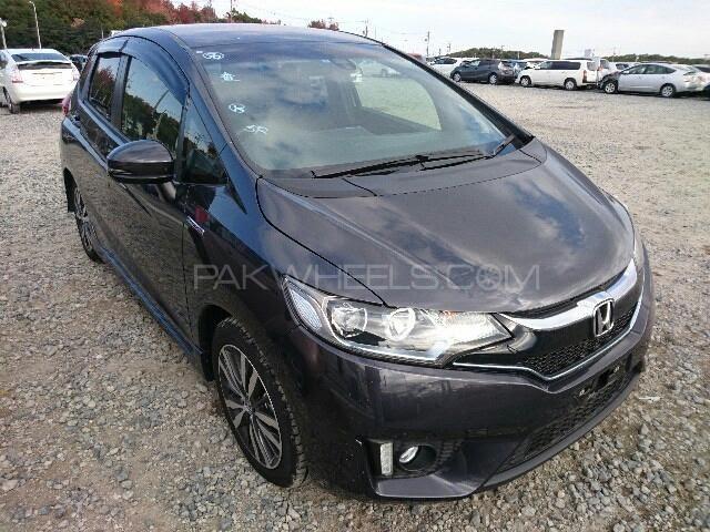 Honda Fit 2016 Image-1