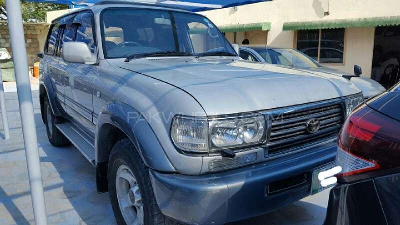Toyota Land Cruiser VX 4.2D 1996 Image-1