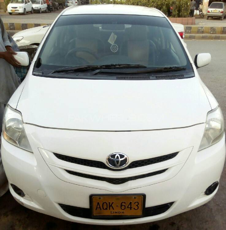 Toyota Belta X S Package 1.0 2008 Image-1