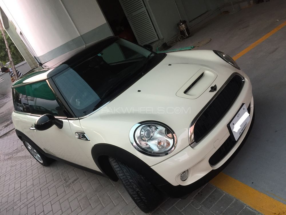 cooper s car mini cooper s 2008 for sale in lahore pakwheels
