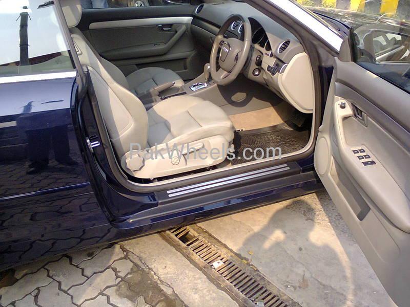 Audi A4 2007 Image-3