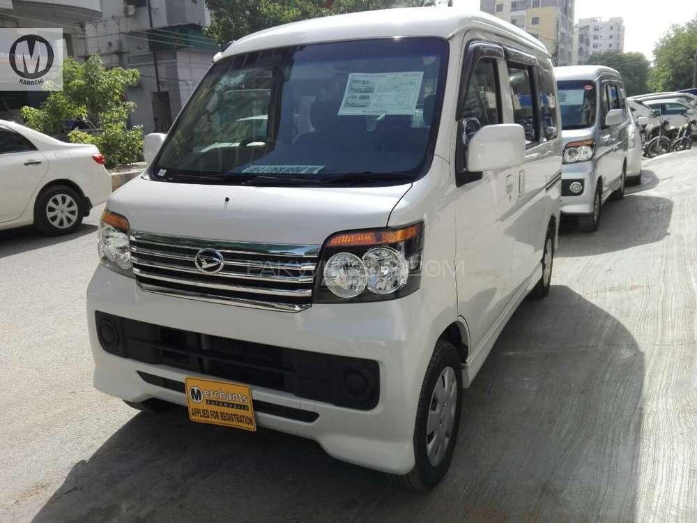 Japanese Import Car Insurance Online Quote >> Daihatsu Atrai Wagon 2012 for sale in Karachi   PakWheels