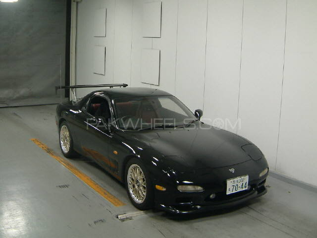 mazda rx 7 1995 for sale in islamabad pakwheels. Black Bedroom Furniture Sets. Home Design Ideas